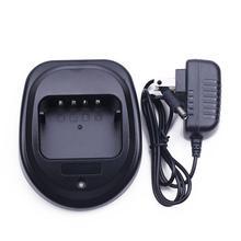 Abbree rádio em dois sentidos carregador de bateria para AR 889G rádio walkie talkie