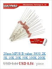 Multiturn Potenciômetro 10 Anel Ajustável Resistor