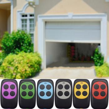 433 92mhz naprawiono kod pilot do drzwi garażowych RF naprawiono kod 433mhz pilot do bramy 4 przyciski pilot do drzwi garażowych tanie i dobre opinie Scimagic-RC CN (pochodzenie) SMG-053 universal automated curtains electric door switch lighting Fixed code 433mhz 433 92mhz