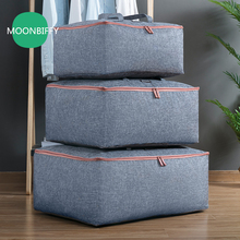 3 size WaterProof Packable Storage Box Bag Household clothes storage Travel Unisex Luggage  Large Capacity Bag for Move House tuban waterproof unisex storage bag for traveling