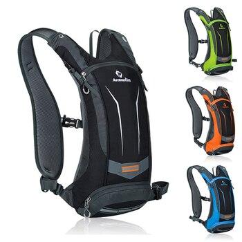 Brandit Roll Bag Water-repellent Backpack Outdoor Foldable Hiking Pack Olive