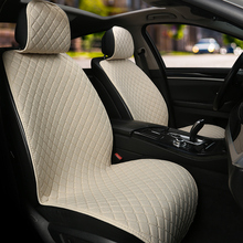 Auto Seat Protector Automobile Covers seat cushions Car Cover Pad pillow covers car Flax Cushion Car-Styling