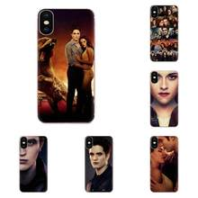 Soft TPU Slim For Xiaomi Redmi Mi 4 7A 9T K20 CC9 CC9e Note 7 9 Y3 SE Pro Prime Go Play The Twilight Saga Breaking Dawn(China)