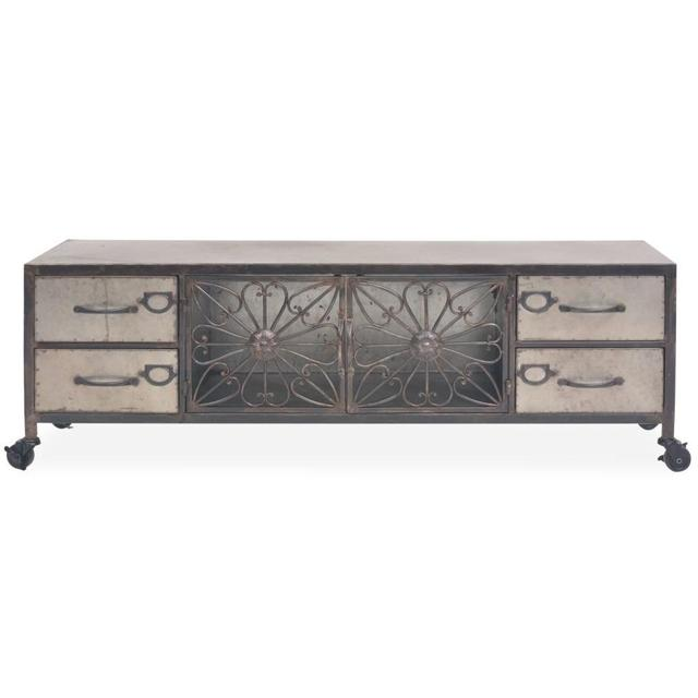 Modern LED TV Stand Cabinet  1