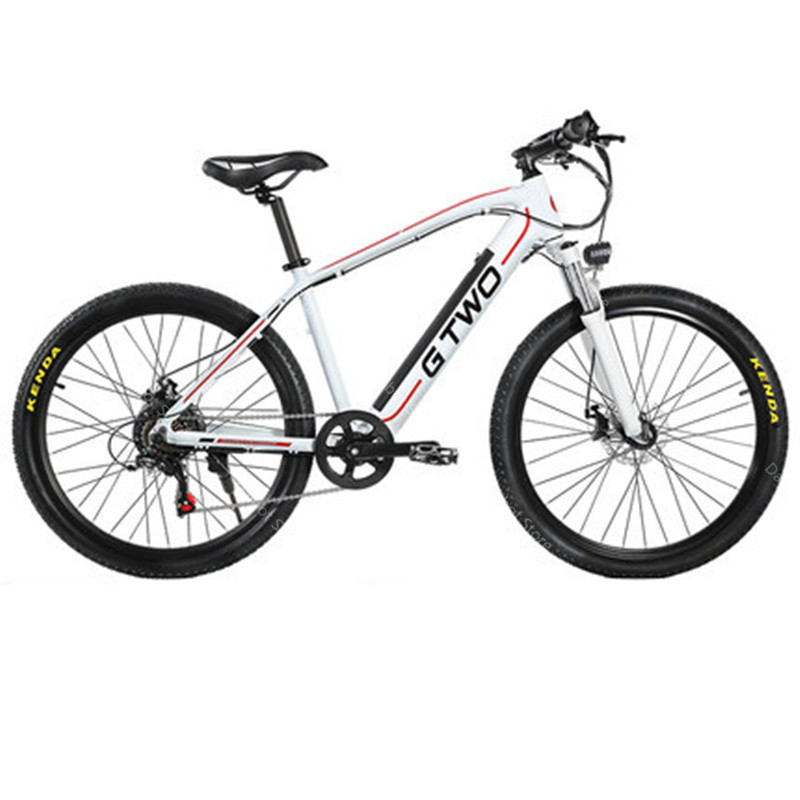 Smart Electric Bike Fahrrad 26'' Mountainbikes 48V 9Ah 350W 5 Ebene Pedal Unterstützen Tragbare Elektrische Bikes Erwachsene