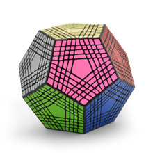 SS 9x9x9 Megaminx Professional Magicco Cube Speed Cubes Puzzle Neo Cubo  Magico Sticker Adult Anti-stress Toys For Children