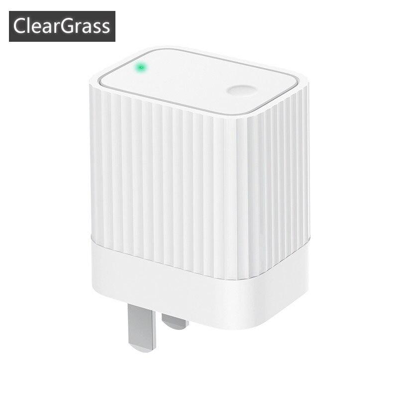 Youpin cleargrass bluetooth wifi gateway casa inteligente compatível com casa inteligente app fechadura da porta temperatura bluetooth