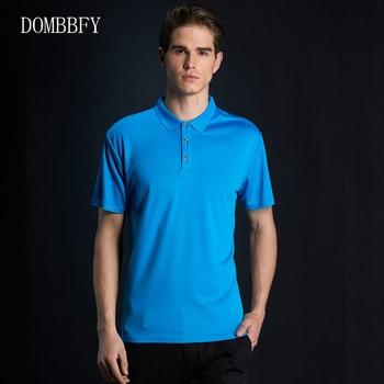 Mens Polo Shirts Desiger Polos Solid Color Men Cotton Short Sleeve shirt Clothes Jerseys Golf Tennis Polos Big Size Shirts Tops