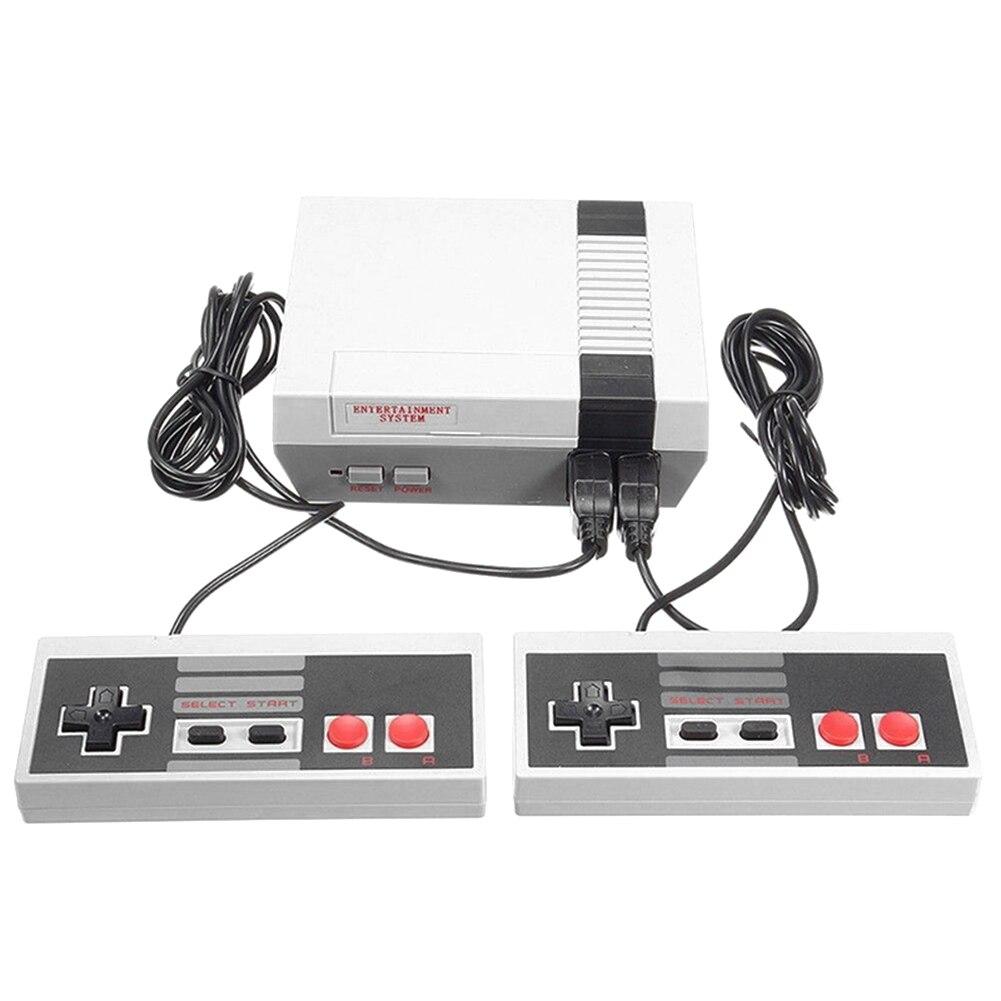 Мини ТВ игровая консоль Ретро 8 бит игровая консоль видеоигра встроенные 620 классических игр аркадная игровая HD-машина для nintendo ds