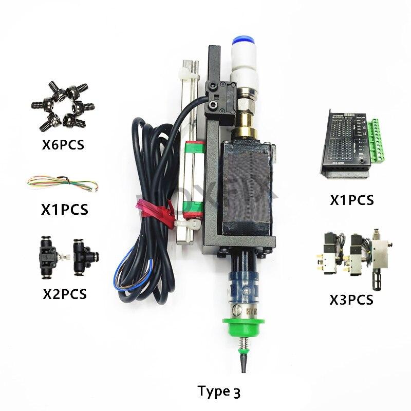 Embout de fixation avec connecteur spécial, tête de perçage creux SMT Nema8