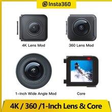 Brand New Orginal Insta360 One R Lens Mods 4K 360 1 Inch LEICA Lens Core Accessories