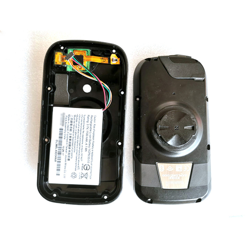 Traseira da Bateria para Explorar o Garmin Traseira com Bateria Case Tampa Edge Bicicleta Código Parte Reparação Relógio Shell 1000 Gps