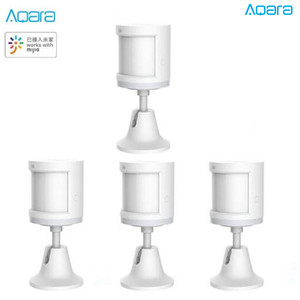 bulk sale Updated Aqara Human Body Sensor Smart Body Movement Motion Sensor Zigbee Connection For Mi home App via Android&IOS(China)