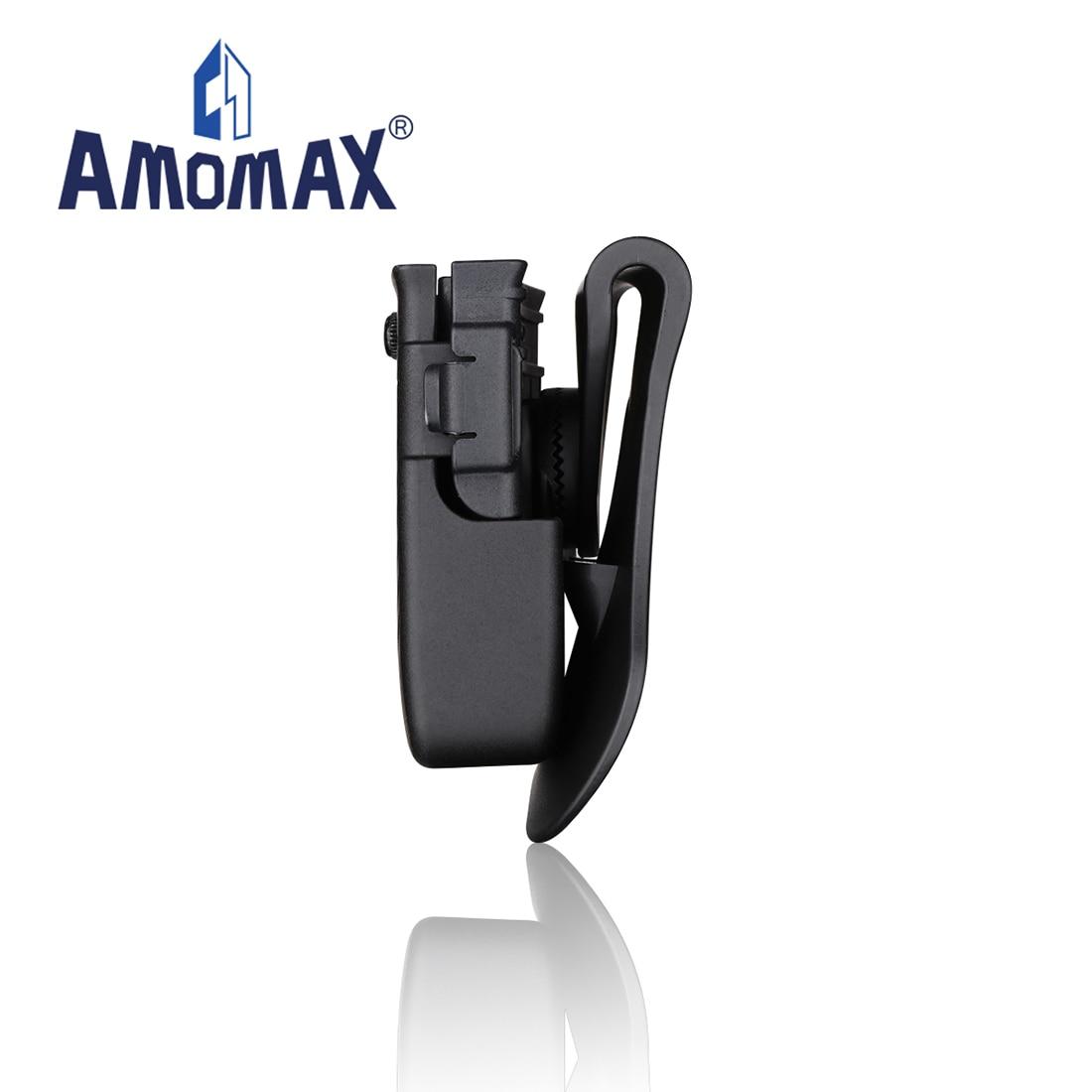 Amomax bolsa tática dupla para revista de
