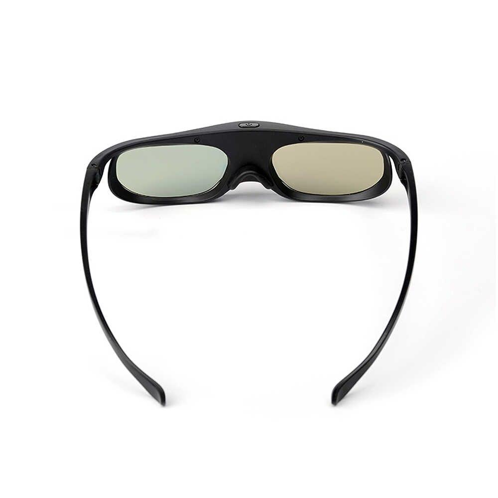 XGIMI obturador 3D gafas de realidad Virtual LCD vidrio para XGIMI H1/XGIMI H2/Z6/H1S/XGIMI Z3/JMGO proyector batería incorporada