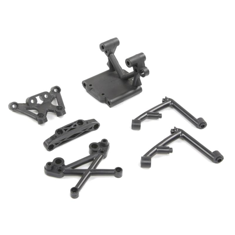 FBIL-набор головок для 1/5 HPI Rovan Baja 5B 5T 5SC, игрушки с дистанционным управлением для автомобилей Bajas