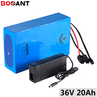 36V 20Ah rechargeable battery for Bafang 250W 500W 750W motor kits 36V 20Ah electric bike battery +2A Charger EU US Free duty|Electric Bicycle Battery|Sports & Entertainment -