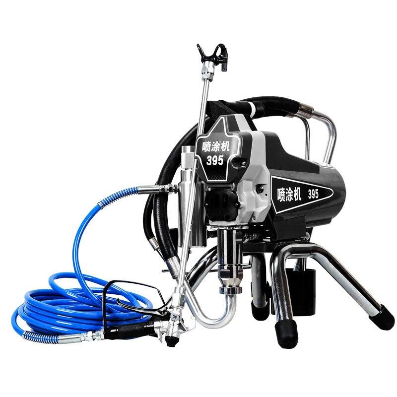 2020 High-pressure New Airless Spraying Machine Airless Spray Gun Electric Airless Paint Sprayer 390 395 Painting Machine Tool