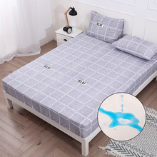 Mattress-Protector Waterproof Protection-Pad-Cover Bed Anti-Mite Smooth Chiovenni