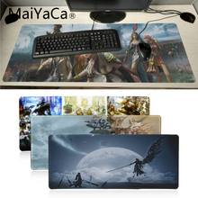 Top Quality final fantasy game Laptop Gaming Mice Mousepad Soft Rubber Professional Gaming Mouse Pad Computer Tablet mat(China)