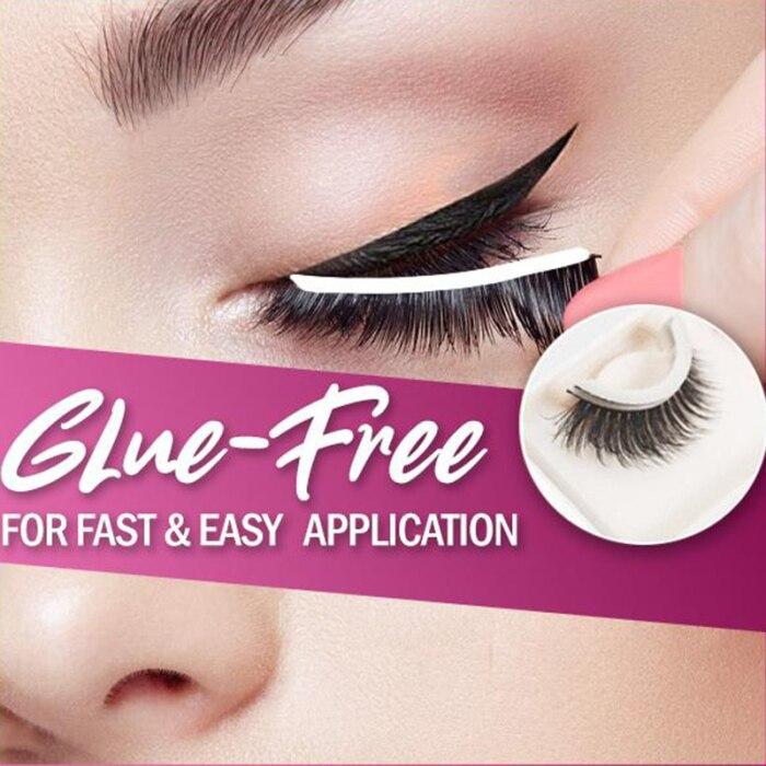 Glue Free Eyelashes