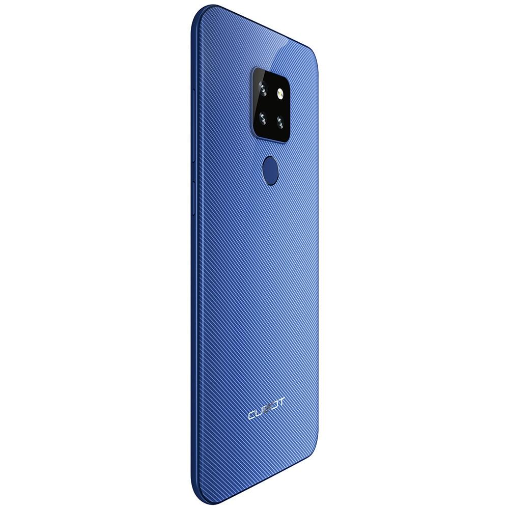 Cubot P30 смартфон 6,3 дюймов 2340x1080p 4 Гб + 64 ГБ Android 9,0 Pie Helio P23 AI задняя Тройная камера Face ID 4000 мАч сотовый телефон - 5