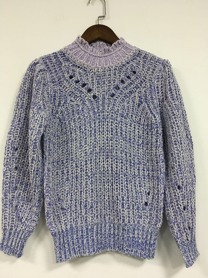 Women Sweater  New Sweater Loose Half Turtleneck Sweater