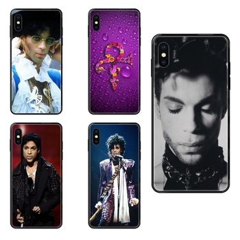 Children Black Soft Tpu Phone Case Cover Prince Rogers Nelson For Huawei Honor Play V10 View Mate 10 20 20X 30 Lite Pro Y3 Y5 image