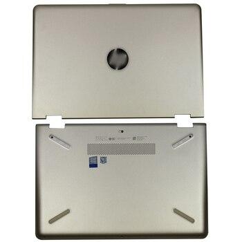 NEW For HP Pavilion X360 14-BA 14T 14M-BA Series Laptop LCD Back Cover/Bottom Case 924269-001 924273-001 924272-001 924274-001