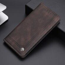 Étui à rabat en cuir avec porte-cartes et porte-livre pour Xiaomi Redmi 4A 4X 4 Prime Pro, housse magnétique de luxe