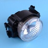 DWCX 2 Pin Car Amber Left Front Bumper Fog Light Lamp 84501AG140 Fit For Subaru Impreza WRX STI Legacy