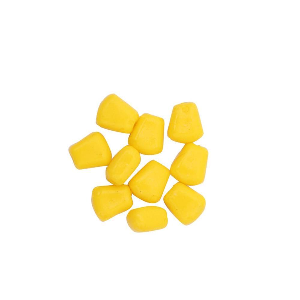50шт ловли карпа кукуруза с плавающей искусственные приманки кукуруза плавающие приманки приманки мягкие приманки бионический моделирование поддельные приманки рыболовные инструменты