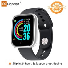 FocuSmart 2020 Smart Watch Fitness Bracelet activity tracker heart rate monitor blood pressure Bluetooth watch for ios Android bluetooth watch smart watches heart rate monitor bracelet blood pressure waterproof activity tracker smart watch for ios android