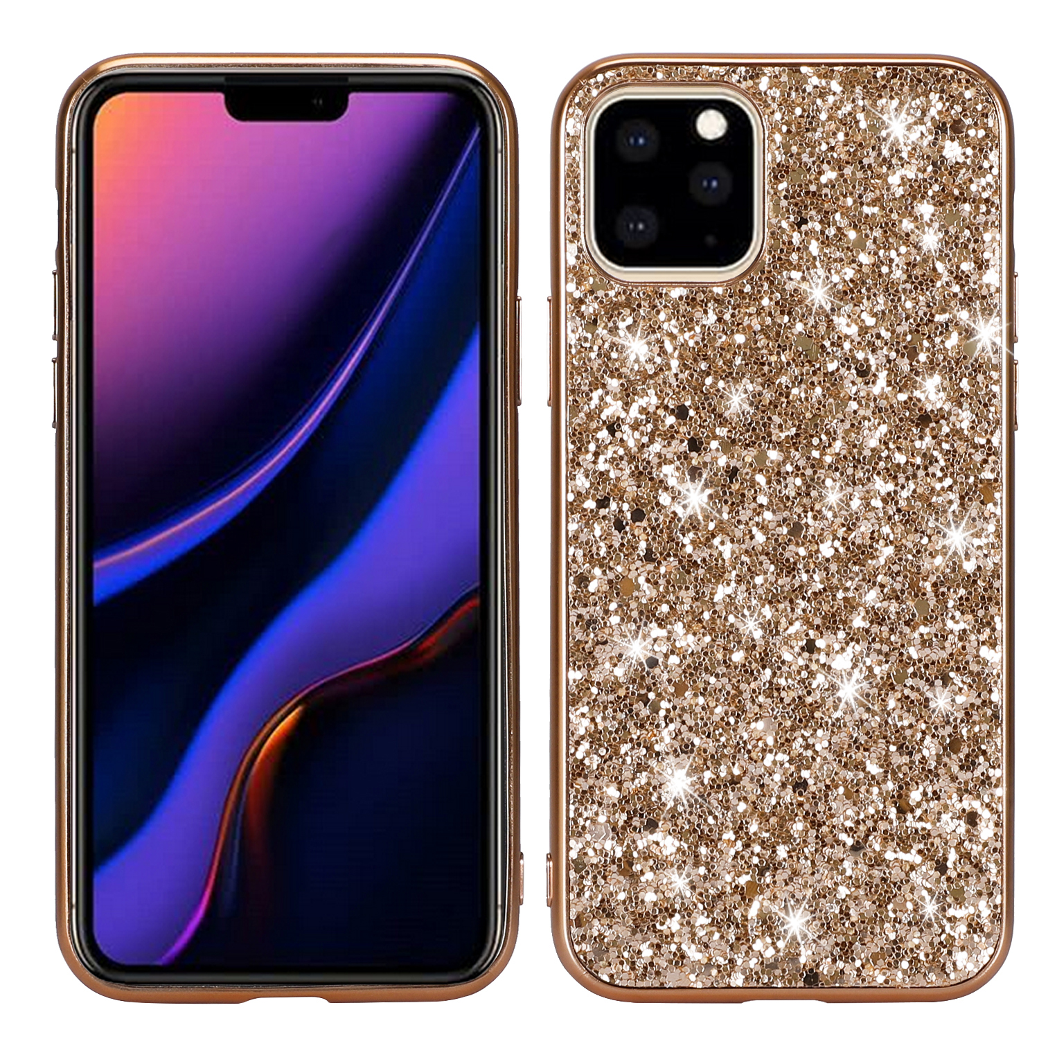 Shiny Glitter Girls Case for iPhone 11/11 Pro/11 Pro Max 4