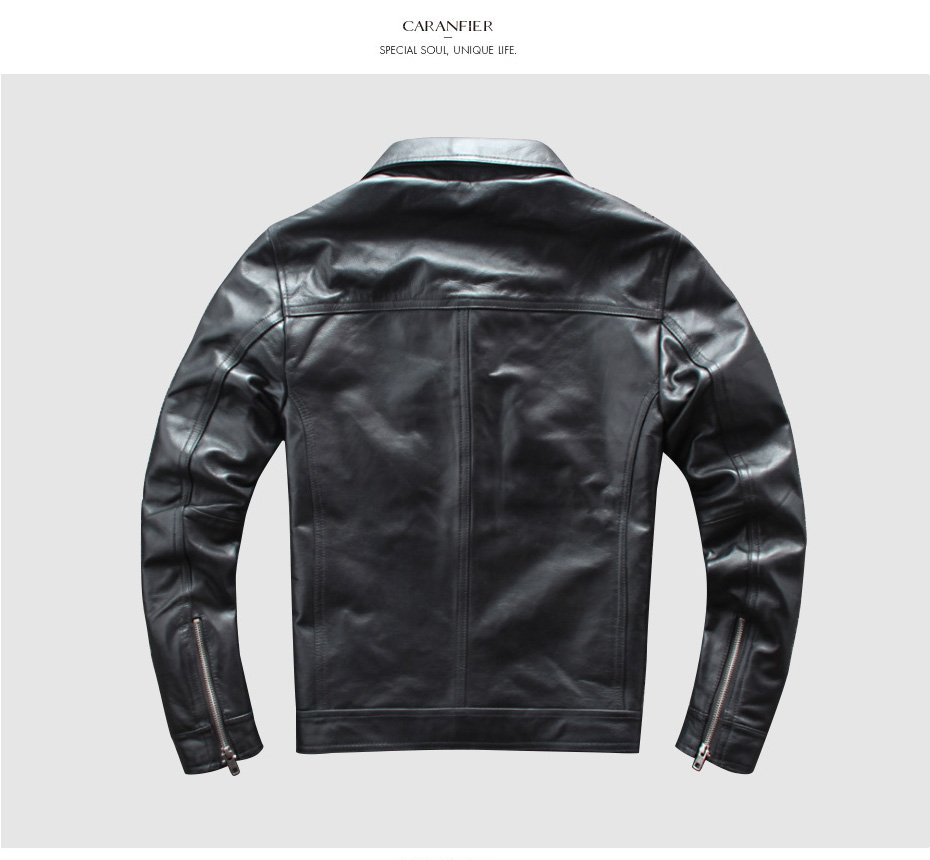 H10b28e9337174b30837dd8f3cc36c8f3t CARANFIER DHL Free Shipping Mens 100% Cowhide Genuine Leather Jacket High quality old retro motorcycle leather jacket 3XL