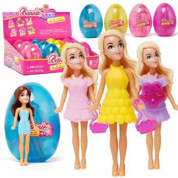 Gorące lalki lol Playhouse dziewczyna magiczne jajko piłka lalka zabawka piękne dziecko kostium przebranie do odgrywania ról rysunek zabawki dla dziewczyny dziecko prezent