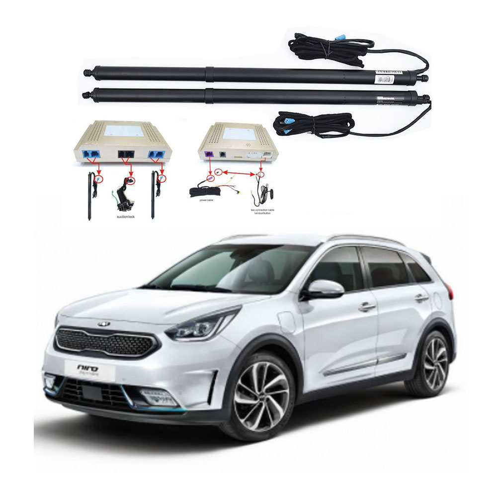 New Electric Tailgate Refitted For KIA NIRO 2018 -2020 Tail Box Intelligent Electric Tail Door Power Tailgate Lift Lock