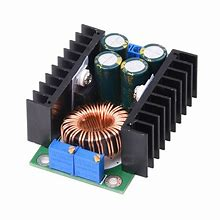 DC DC 12A Step down Buck Converter CC CV Adjustable Power DC DC Led Display Driver Step down Module For Arduino 24V To 12V in Voltage Regulators Stabilizers from Home Improvement