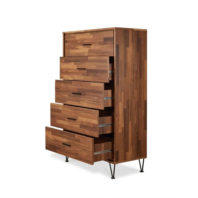 Wooden Chest of Drawers 5