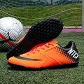 Новая футбольная обувь  футбольная тренировочная обувь  мужская спортивная обувь  сломанные футбольные бутсы для ногтей