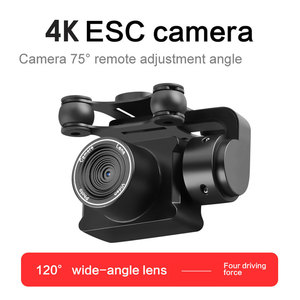 Image 2 - Rc Quadcopter S32T Drone 4K Hd Esc Groothoek Camera Wifi Fpv Hoogte Houden Selfie Drones Professionele 25 Min vlucht Tijd
