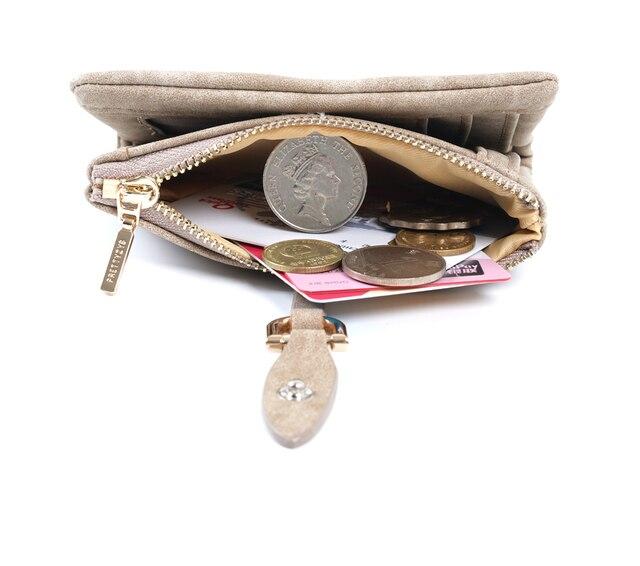 Vintage Women Matte Wallet