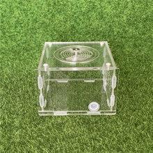 Акриловая площадь для мелких муравьев 11x11x7 см