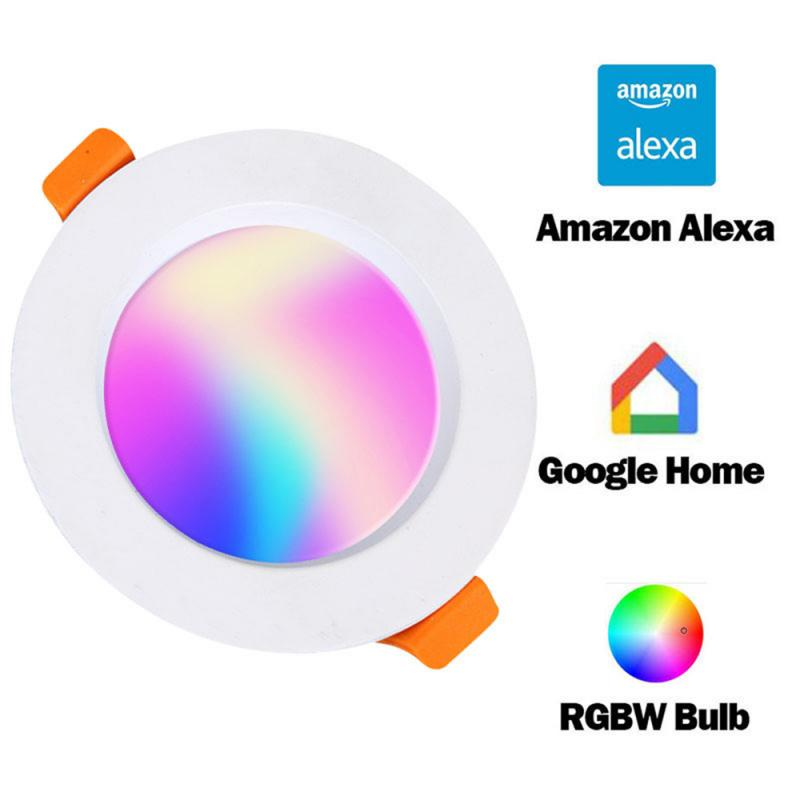 spotlight diy casa inteligente com sensor de porta pir
