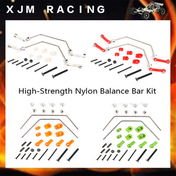 Nylon Sway Bar Set for 1//5 HPI Baja 5B Parts KM ROVAN