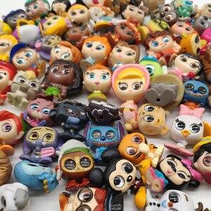 Image 5 - מכירה לוהטת Doorables נסיכת בובות קריקטורה מפלצת צעצוע מיני דגם צעצוע פעולה דמויות בובות לילדים