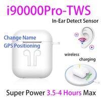 Original i90000 Pro TWS 1:1 In ear Blutooth Earphone Mini Wireless Sport Headsets Headphones Stereo Earbuds elari PK Aire 2 3