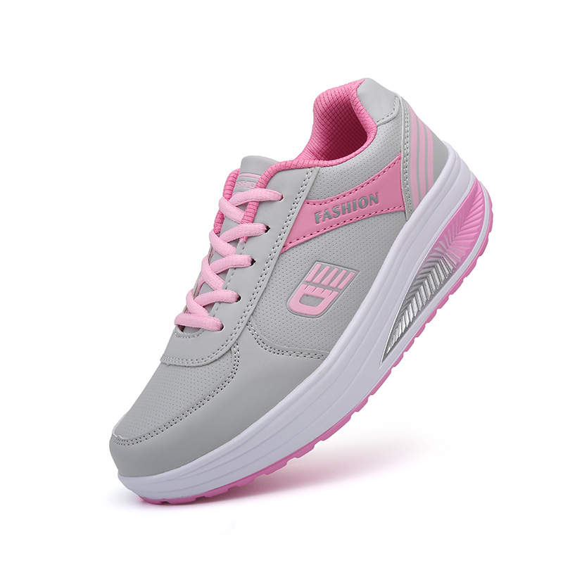 Women Sneakers Fashion Breathable Casual Shoes Women Platform Sneakers For Women Platform Shoes Ladies Chunky Sneakers Woman