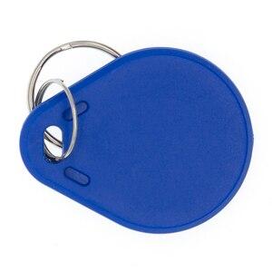 Image 4 - 50pcs MFRC 522 RC522 RFID RF IC card sensor module to send Fudan card, keychain
