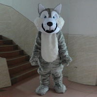 mascot wolf Game of thrones direwolves cosplay for adult KT cat fancy mascot costume